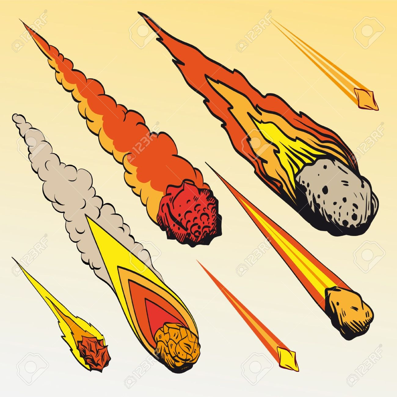 Meteor clipart #14, Download drawings