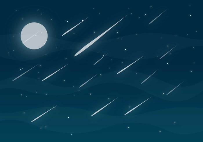 Meteor Shower clipart #11, Download drawings