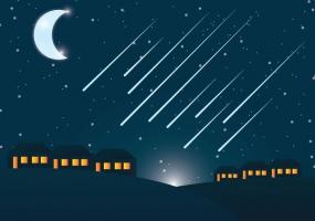 Meteor Shower svg #9, Download drawings