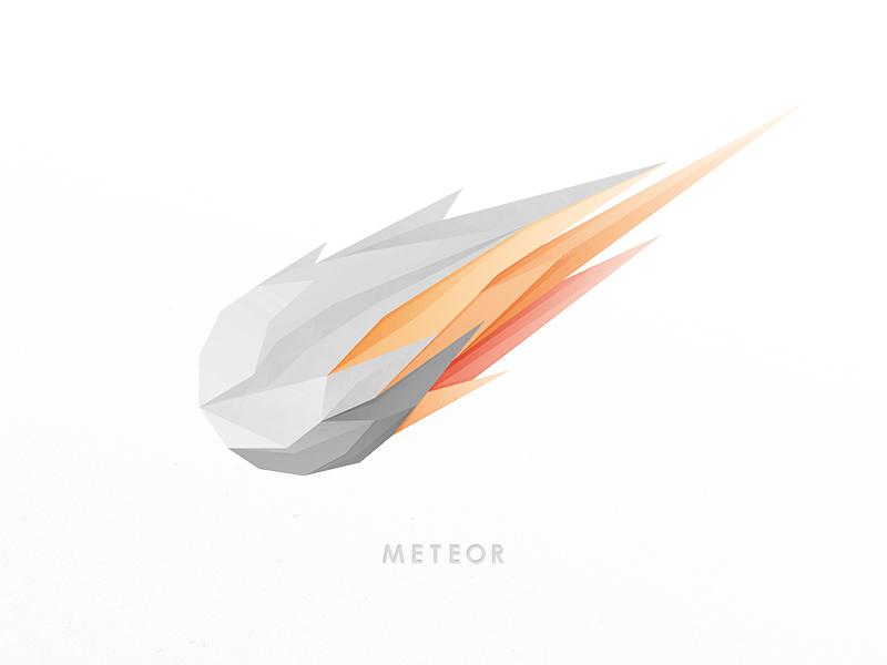 Meteor svg #2, Download drawings