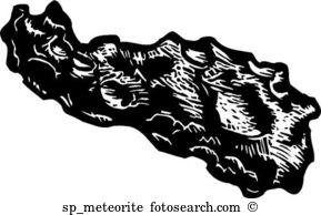 Meteorite clipart #10, Download drawings