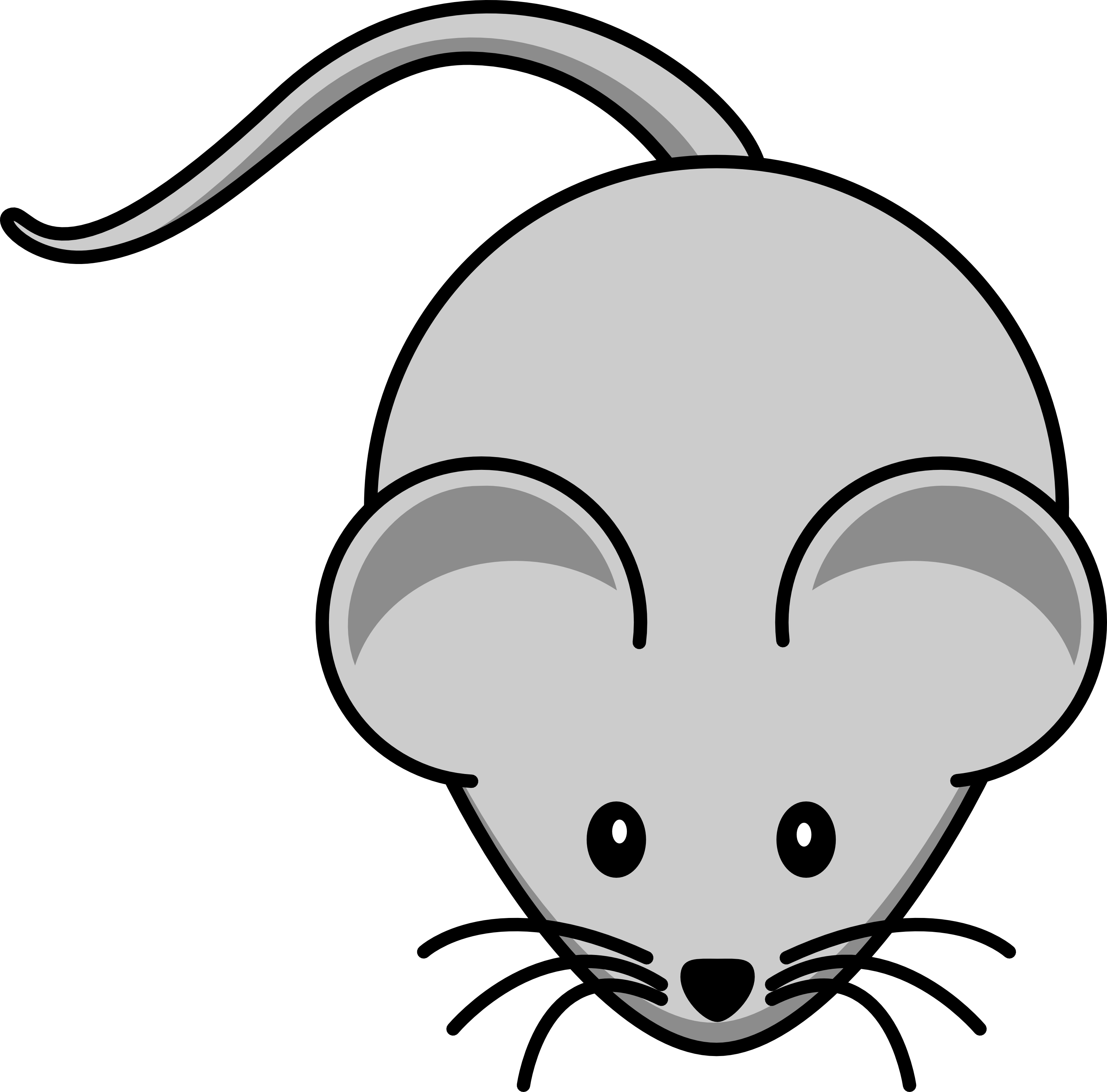 Mice clipart #3, Download drawings