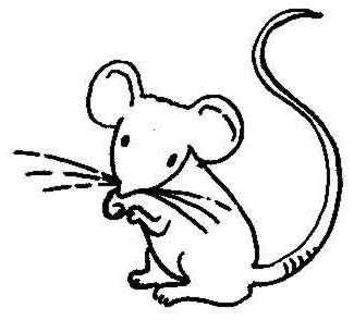 Mice clipart #5, Download drawings