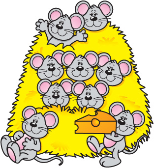 Mice clipart #6, Download drawings