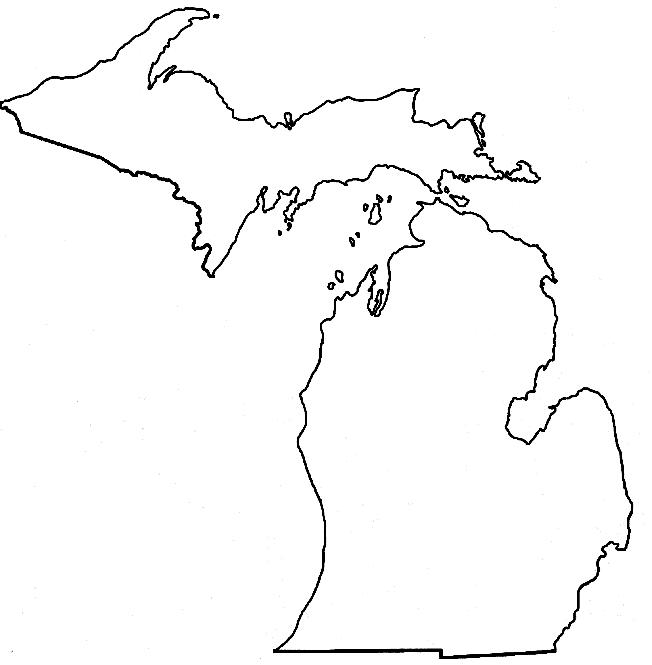 Michigan clipart #15, Download drawings