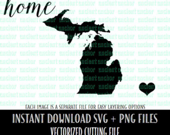 Michigan svg #13, Download drawings