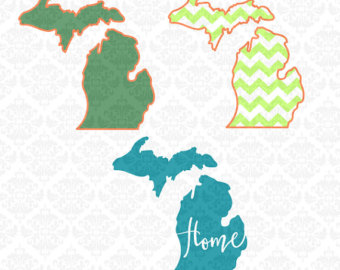 Michigan svg #12, Download drawings