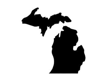 Michigan svg #20, Download drawings