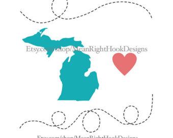 Michigan svg #17, Download drawings