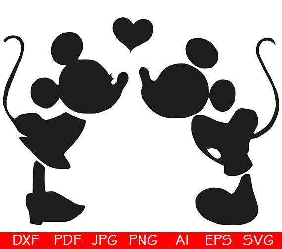 mickey and minnie svg #855, Download drawings