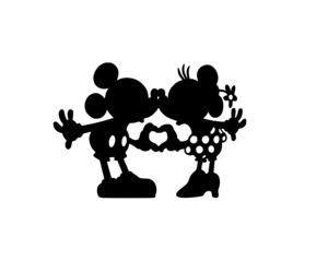mickey and minnie svg #854, Download drawings