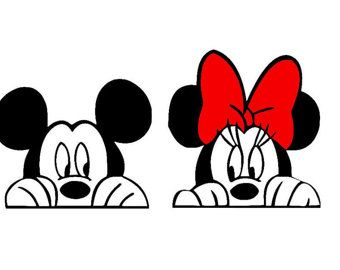 mickey and minnie svg #857, Download drawings