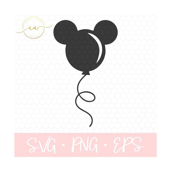mickey balloon svg #490, Download drawings