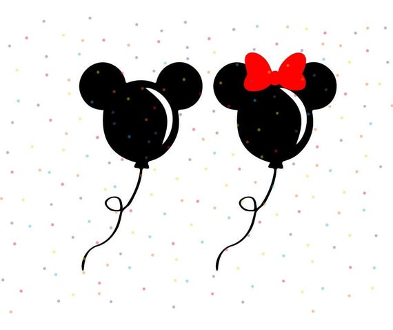 mickey balloon svg #493, Download drawings