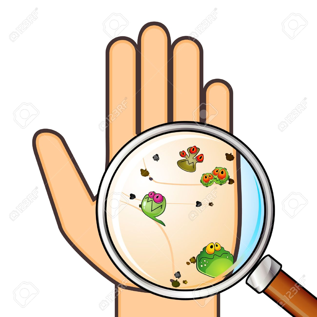Microbe clipart #9, Download drawings