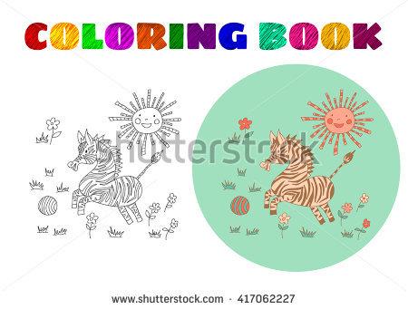 Microbe coloring #8, Download drawings