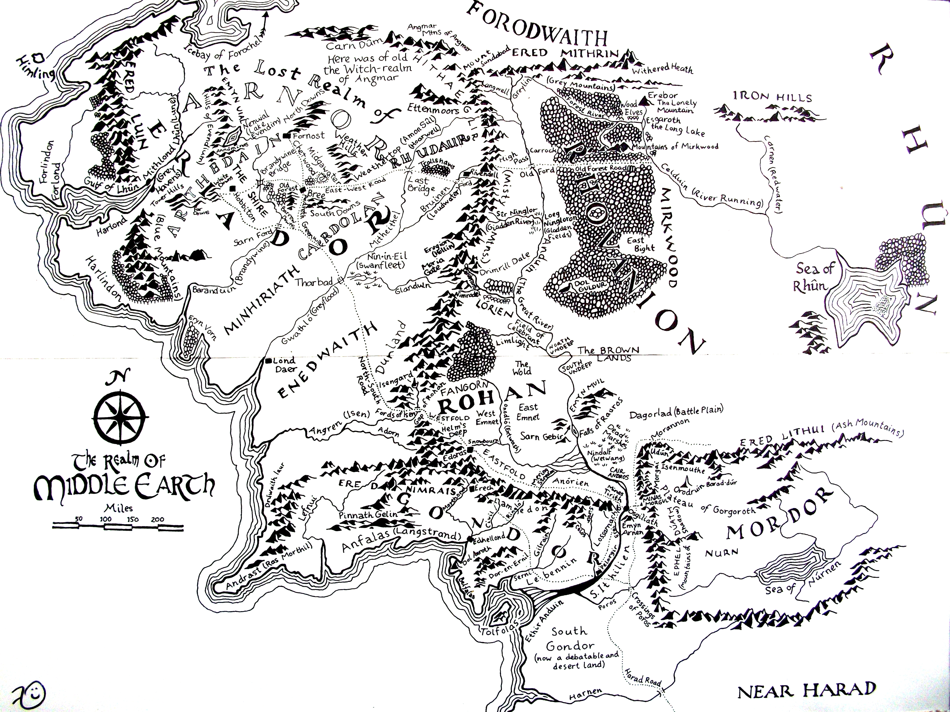 Middle Earth svg #9, Download drawings