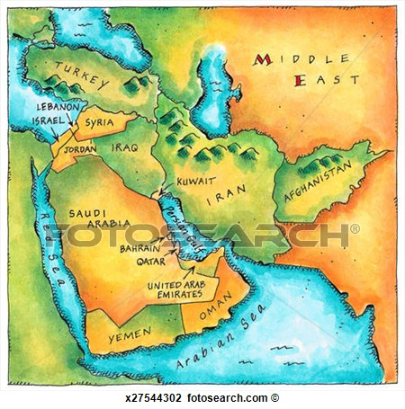 Middle East clipart #13, Download drawings