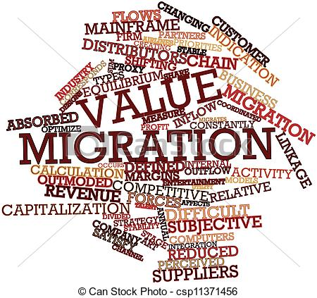 Migration clipart #3, Download drawings