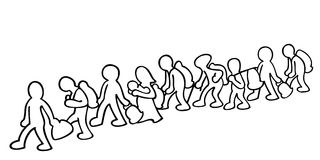 Migration clipart #5, Download drawings