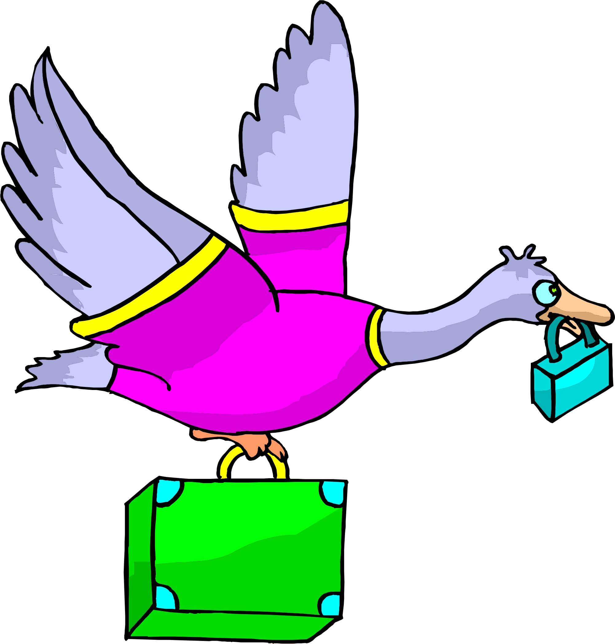 Migration clipart #19, Download drawings