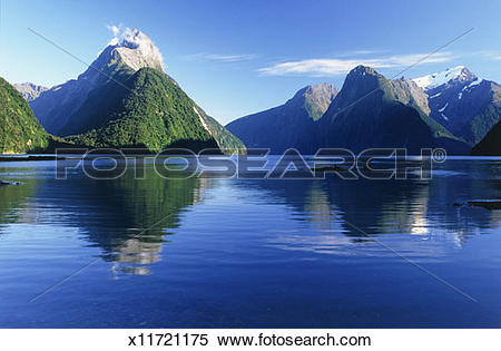 Milford Sound clipart #20, Download drawings