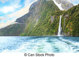 Milford Sound clipart #9, Download drawings