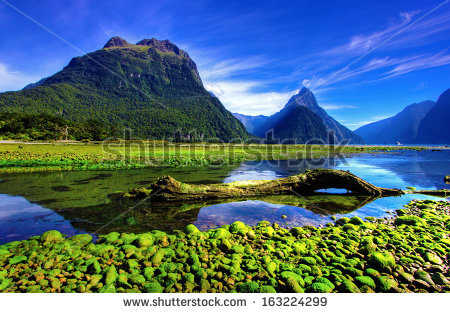 Milford Sound clipart #5, Download drawings