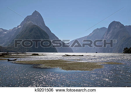 Milford Sound clipart #16, Download drawings