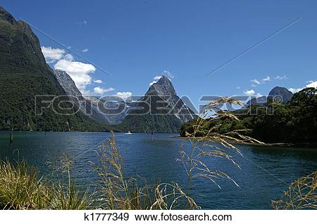 Milford Sound clipart #12, Download drawings