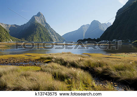 Milford Sound clipart #15, Download drawings