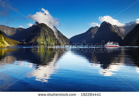 Milford Sound clipart #17, Download drawings