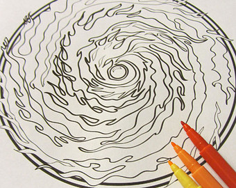 milky way printable coloring pages - photo#17