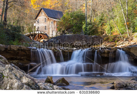 Mill Creek Waterfall clipart #7, Download drawings