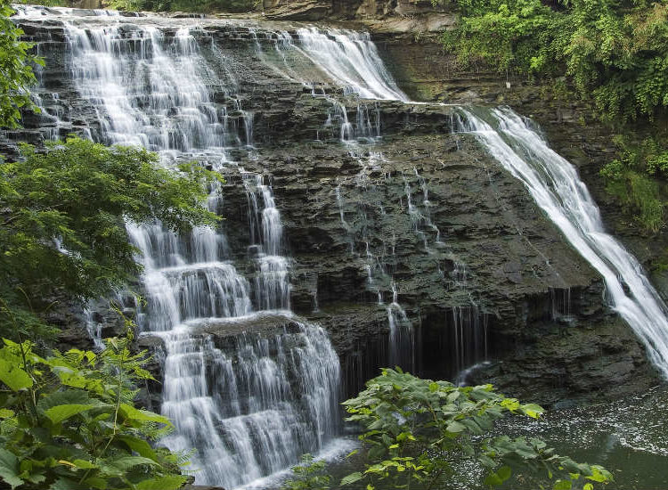 Mill Creek Waterfall svg #19, Download drawings