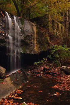 Mill Creek Waterfall svg #6, Download drawings