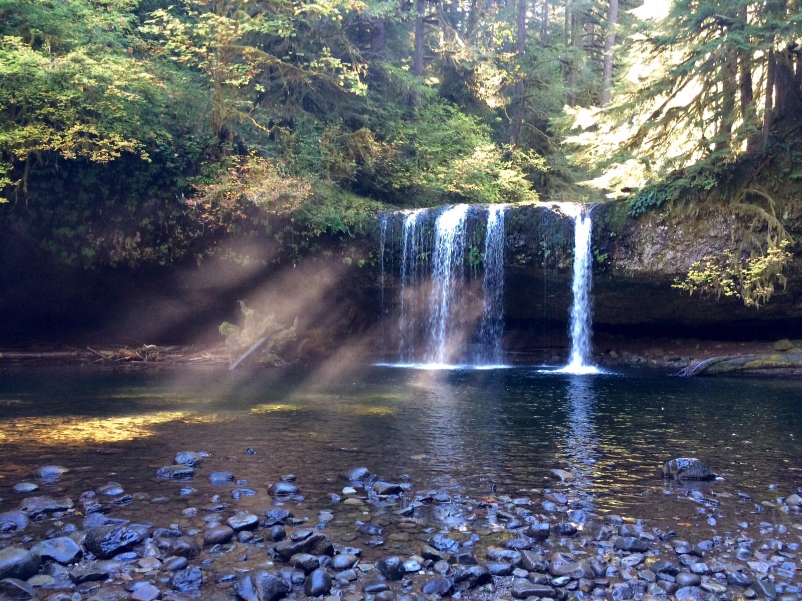 Mill Creek Waterfall svg #5, Download drawings