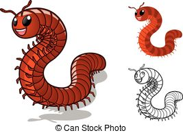 Millipede clipart #15, Download drawings