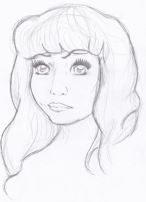Minaj coloring #14, Download drawings