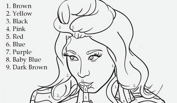 Minaj coloring #20, Download drawings