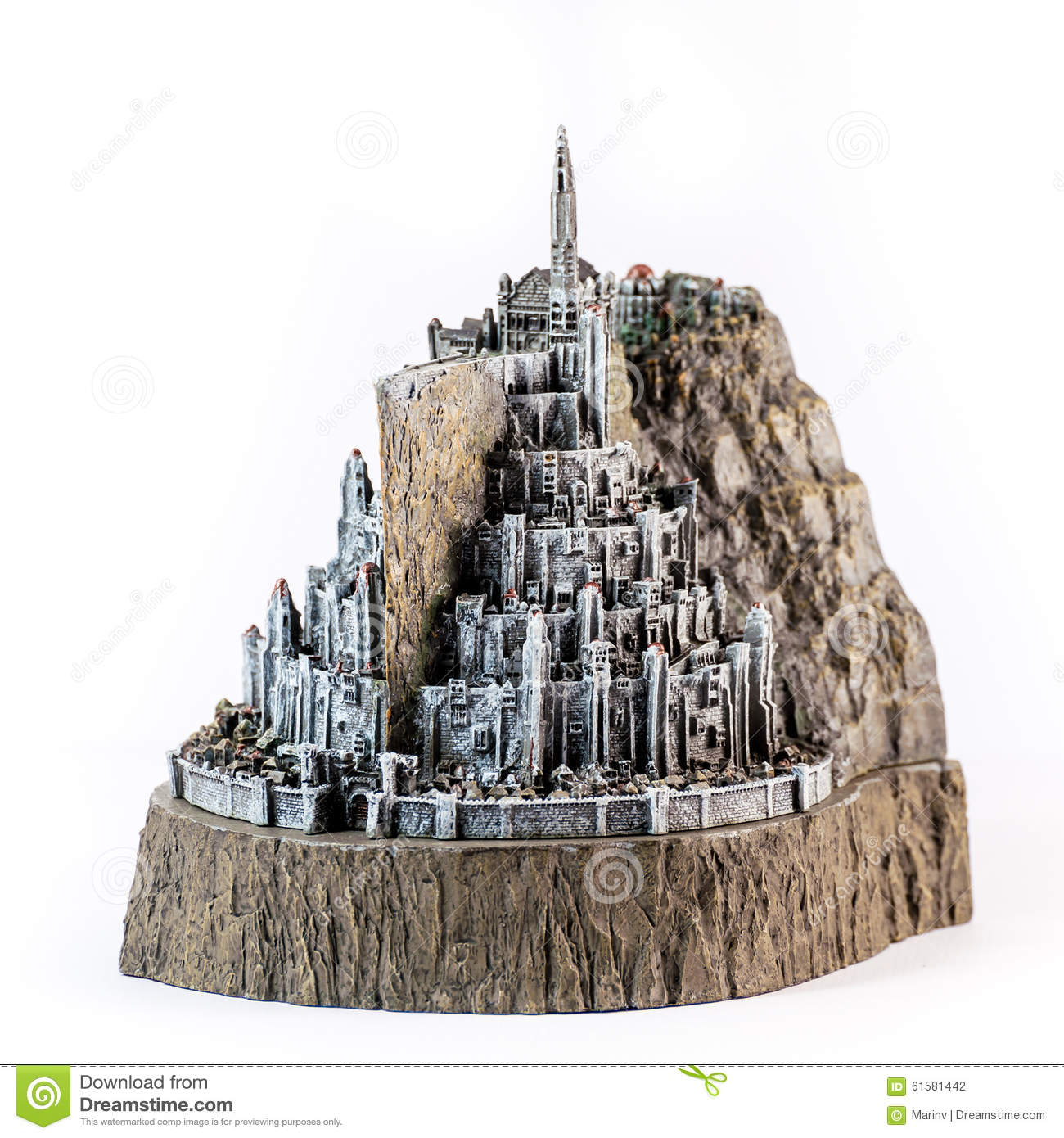 Minas Tirith clipart #20, Download drawings