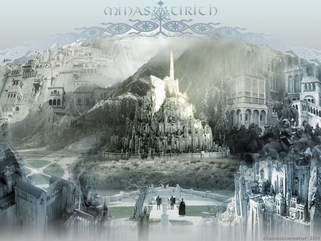 Minas Tirith clipart #6, Download drawings