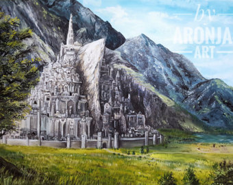 Minas Tirith clipart #11, Download drawings