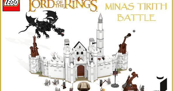 Minas Tirith clipart #19, Download drawings