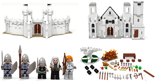Minas Tirith clipart #17, Download drawings