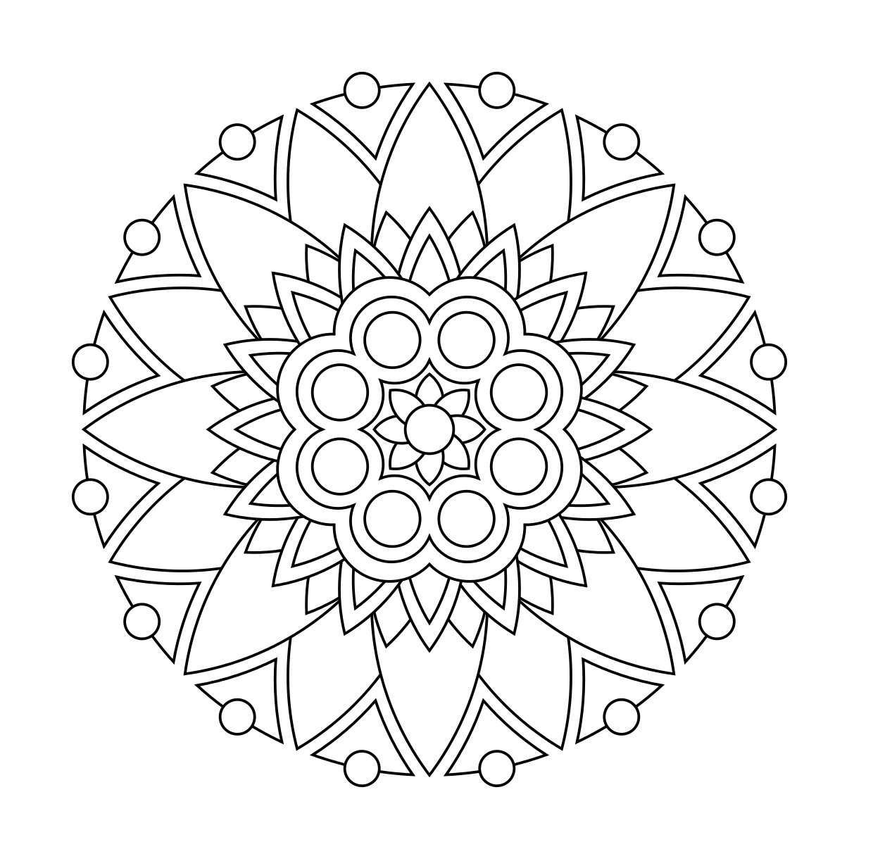 Mind coloring #8, Download drawings