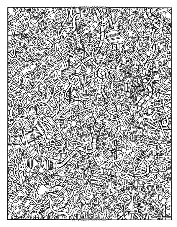 Mind coloring #5, Download drawings