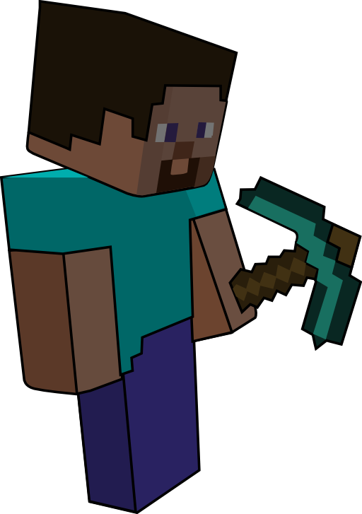 Minecraft svg #2, Download drawings