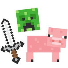 Minecraft svg #18, Download drawings
