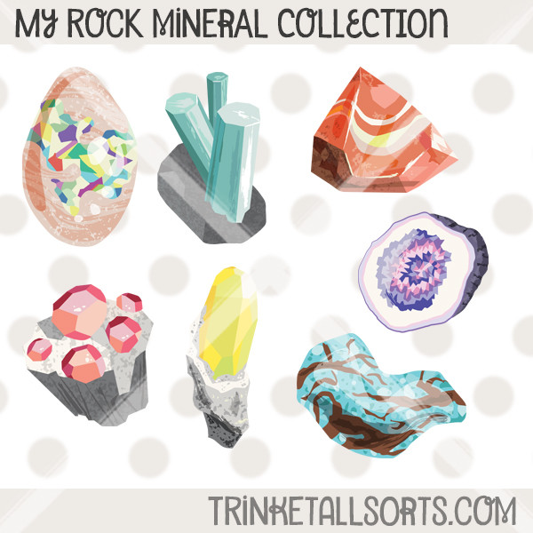 Mineral clipart #10, Download drawings